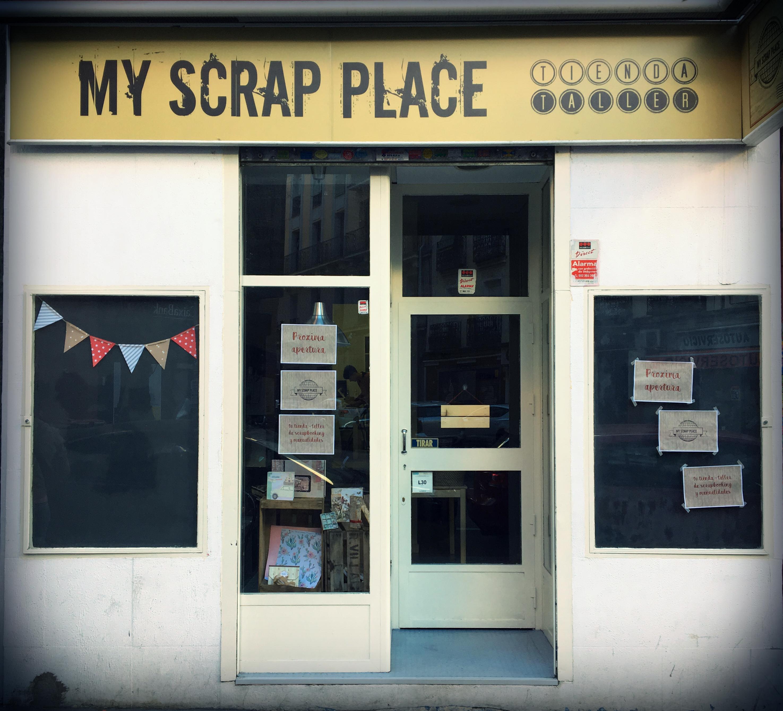 My Scrap Place – Tu tienda y taller de Scrapbooking