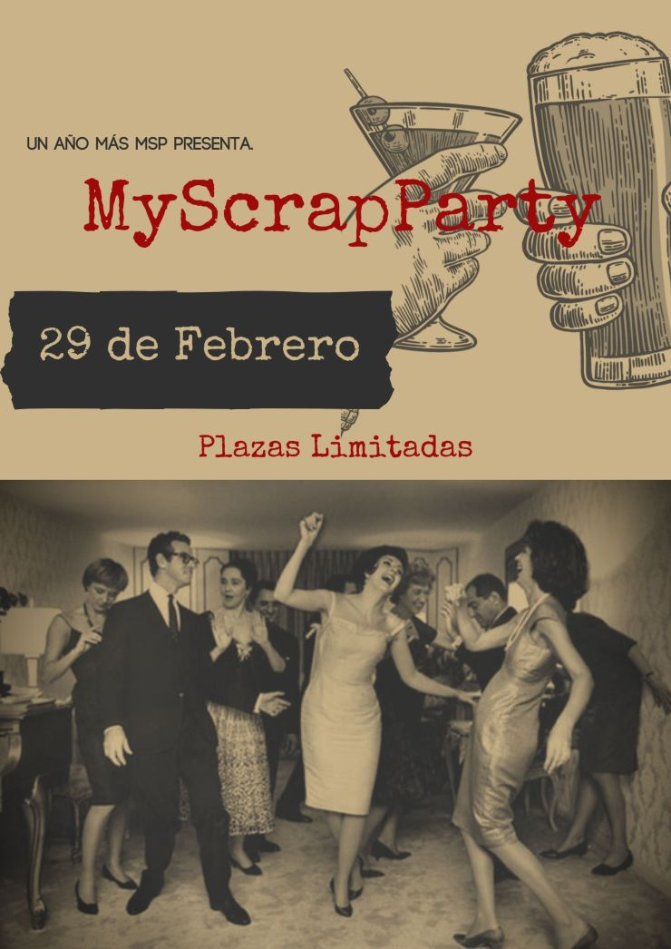 MyScrapParty